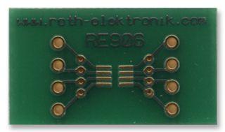ROTH ELEKTRONIK - RE906 - 转接板 SMD SC70 SOT23 FR4