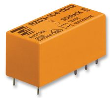 TYCO ELECTRONICS - RZ01-1C4-D024 - 功率继电器 PCB安装 SPCO 24VDC 12A