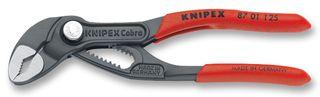 KNIPEX - 87 01 125 - 水泵钳 125MM