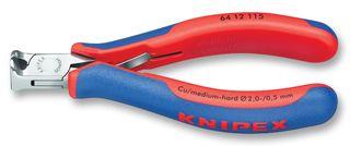 KNIPEX - 64 12 115 - 尾端剪钳