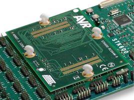 ATMEL - ATSTK600-RC15 - 转接卡 ATSTK600 XMEGAA4 44TQFP