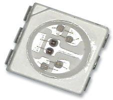 MULTICOMP - OVS-5309 - 发光二极管 红绿蓝 SMD 5.0X5.0X1.5MM
