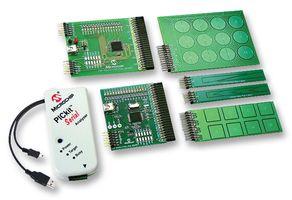 MICROCHIP - DM183026 - 评估套件 电容性触摸