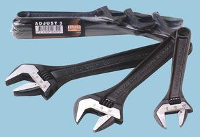 BAHCO - ADJUST 3 - 可调扳手套件 3件套