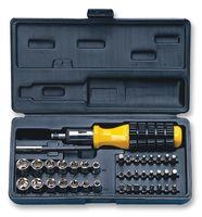 CK TOOLS - T4819 - 棘齿螺丝刀套件