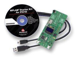 MICROCHIP - DM180021 - 入门开发套件 MPLAB PIC18F