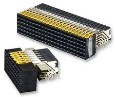3M - UHM-S110B3-5AP1-KR - 背板连接器 插座 UHM系列
