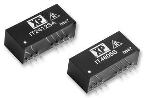 XP POWER - IT4815SA - 直流/直流转换器 3W 15V 宽输入范围