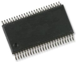 TEXAS INSTRUMENTS - SN74CBT16244DL - 逻辑开元游戏欢乐 16位FET总线开关 48SSOP