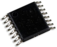 TEXAS INSTRUMENTS - CD74HC221PW - 逻辑开元游戏欢乐 双路单稳态多谐振荡器 16TSSOP