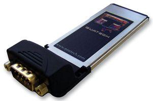 QUATECH - SSP-100 - 端口扩展卡 PCMCIA 1串行口 RS-232