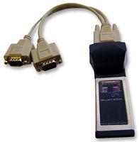 QUATECH - DSP-100 - 端口扩展卡 PCMCIA 2串行口 RS-232